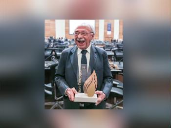 Nota de falecimento de Cândido Feliciano da Ponte Neto