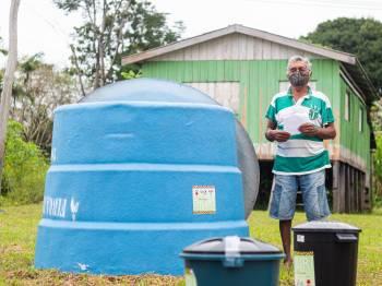 Direito à saúde: Cáritas Brasileira inicia implantação de tecnologia para acesso à água potável