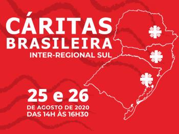Rede Cáritas do Paraná, Santa Catarina e Rio Grande do Sul estão reunidas em encontro Inter-Regional