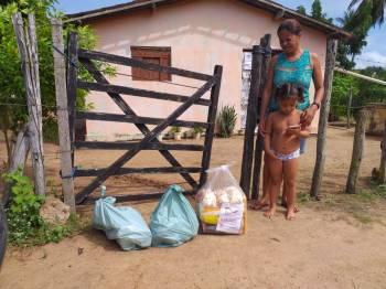 Ação emergencial da Cáritas Brasileira e CNBB beneficia 3 mil famílias em 6 estados do Nordeste