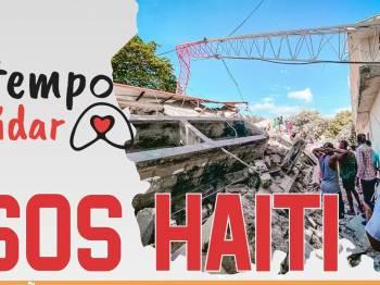 Igreja no Brasil lança chamada de ajuda pela vida no Haiti