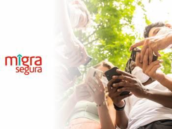 MigraSegura garante a migrantes venezuelanos/as acesso a informações seguras e verificadas.