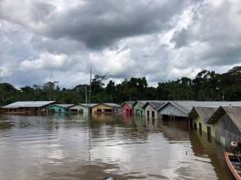 Campanha igreja solidária: apoie famílias atingidas pelas cheias dos rios no Acre