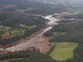 Arquidiocese de Belo Horizonte faz memória do rompimento da barragem de Brumadinho