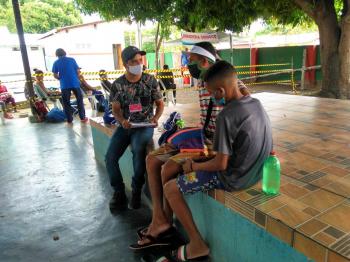Diagnóstico para Migra Segura entrevistou centenas de migrantes venezuelanos no Brasil e no Equador.