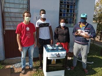 Cáritas RS se mobiliza para apoiar migrantes afetados pela enchente no Vale do Taquari