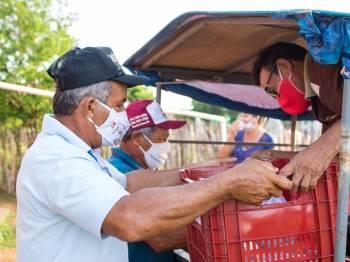 Agricultores e agricultoras da Chapada do Apodi se reinventam através da experiência da CSA