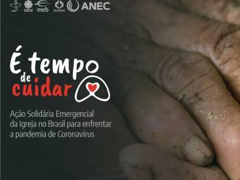 """Semana de Mobilização da ação solidária """"É Tempo De Cuidar"""""""