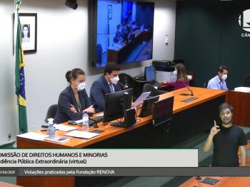 Cáritas e atingidas participam de audiência pública na Câmara dos Deputados