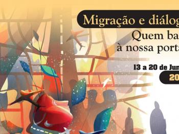 Quem bate à nossa porta? é o tema da 36ª Semana do Migrante