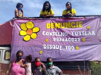 Faça Bonito: combata o abuso e a exploração sexual infantil