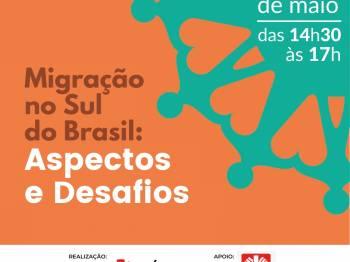 Agentes da Cáritas Brasileira participam da formação Migração no Sul do Brasil: aspectos e desafios