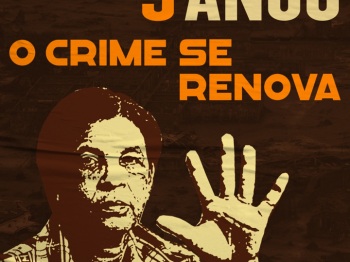 Mariana 5 anos: o crime se renova