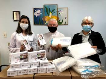 Papa Francisco, por meio da Cáritas Brasileira, envia equipamentos a hospitais brasileiros