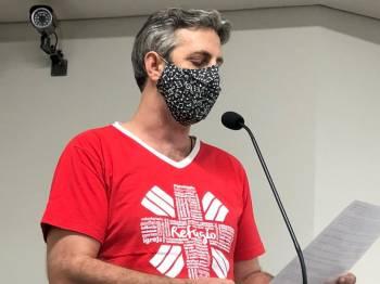 Cáritas na luta pela garantia de direitos aos portadores  de  visão monocular