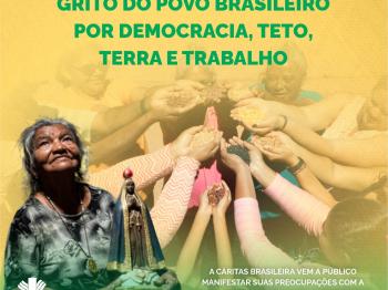 GRITO DO POVO BRASILEIRO POR DEMOCRACIA, TETO, TERRA E TRABALHO