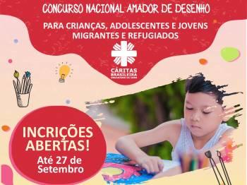 Concurso Nacional Amador de Desenhos para Crianças, Adolescentes e Jovens Migrantes e Refugiados