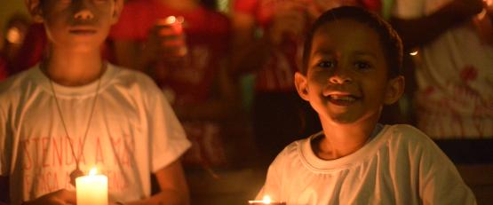 Campanha 10 Milhões de Estrelas:  iluminar pensamentos e inspirar gestos de solidariedade
