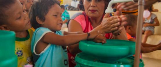 Projeto Orinoco: Águas que atravessam as fronteiras